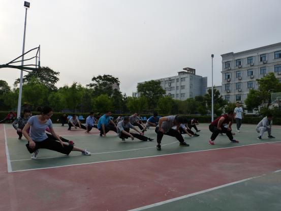 阜南县人民检察院开展提升职业素养培训活动